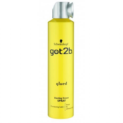 Schwarzkopf Got2b Glued Spray
